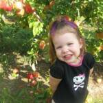 Hanging out in the apple trees - October 8th 2011