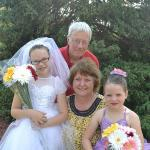 Dance Recital with Kylie & Grandpa and Grandma Toftum - May 31st 2014